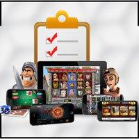 Critères de sélection des meilleurs casinos en ligne
