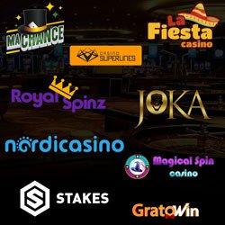 Meilleurs casinos avec un bonus sans dépôt gratuit