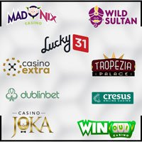 Meilleurs casinos en ligne avec de nombreuses nouveautés